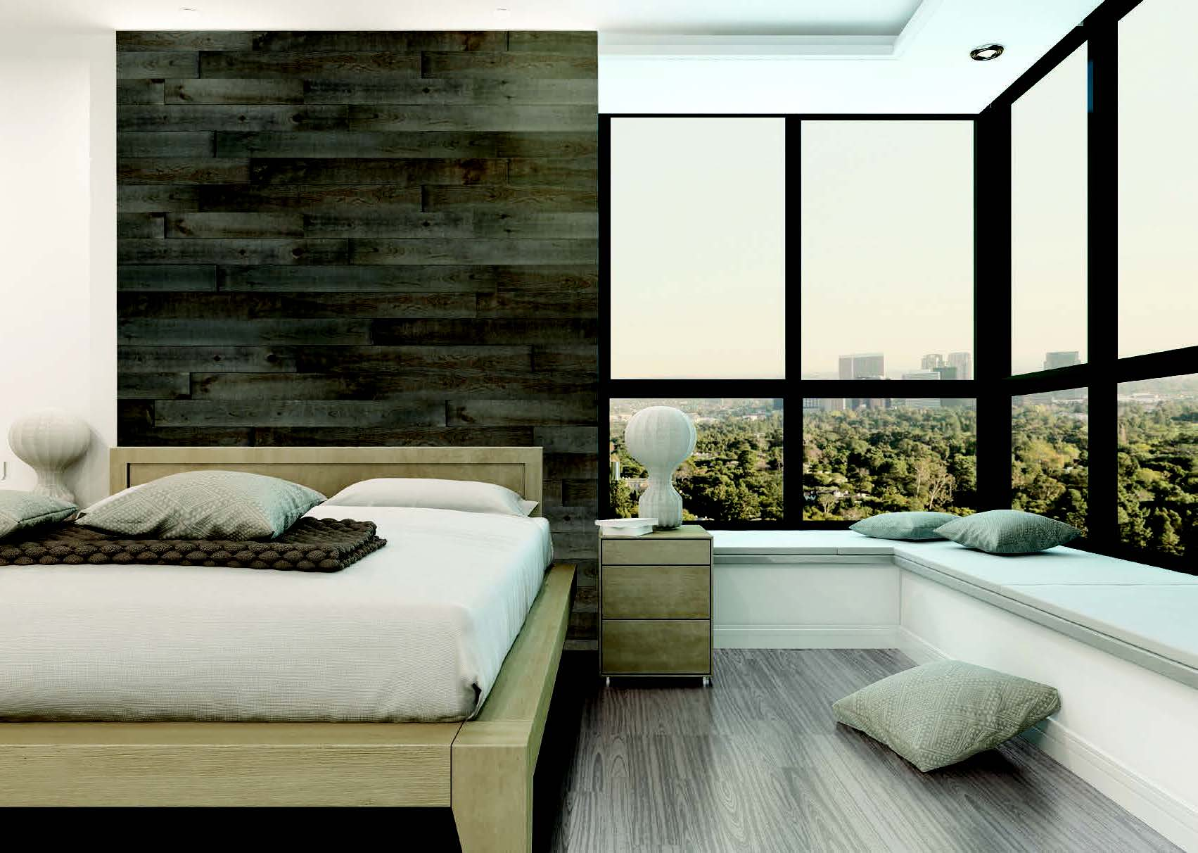 Wall Concepts bedroom